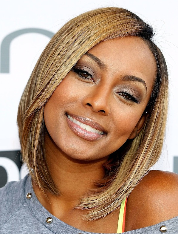 2015 Highlighted Hairstyles For Black Women Thin Hair